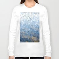 crystal Long Sleeve T-shirts featuring Crystal by Fox Industries