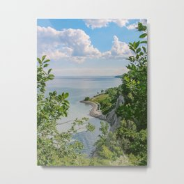 Scarborough Bluffs | #1 Metal Print
