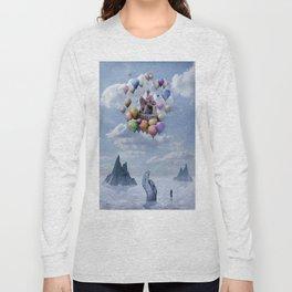 Sweet Castle Long Sleeve T-shirt