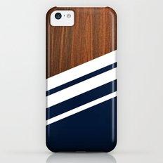 Wooden Navy iPhone 5c Slim Case