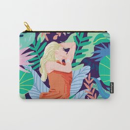 Soulful Garden Carry-All Pouch