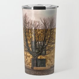 Architecture in Ulm Travel Mug