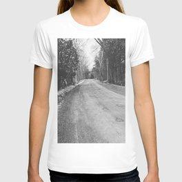 Walk in Winter T-shirt