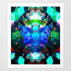 EH-WEANS-MESSAGE-3 Art Print