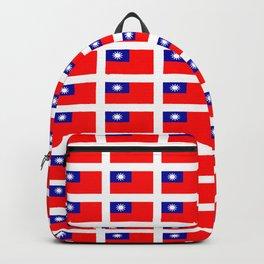 flag of taiwan -formosa,taipei,formosan,Taiwanese,hakka,matsu,台湾,臺灣. Backpack