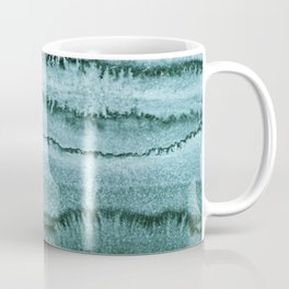 WITHIN THE TIDES - OCEAN TEAL Coffee Mug