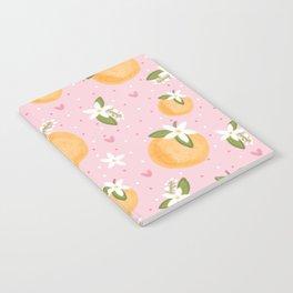 Orange Blossom Special Notebook