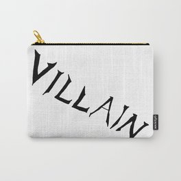 Villain Carry-All Pouch