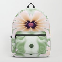 Fairy flowers pattern Backpack