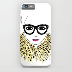 Alicia Frank Custom Slim Case iPhone 6s