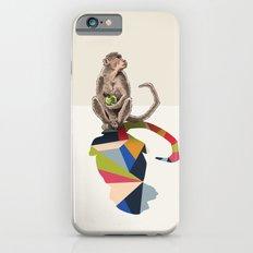 Walking Shadow, Monkey iPhone 6s Slim Case