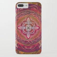 Root Chakra Slim Case iPhone 7 Plus