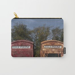Telephone box / Phonebooth Carry-All Pouch