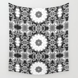 Star Symmetry Wall Tapestry