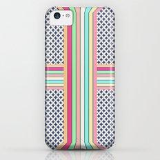 pop cross Slim Case iPhone 5c