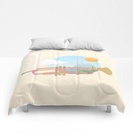 Summer Ballad Comforters