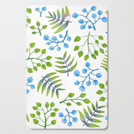 Leaves and more leaves Cutting Board
