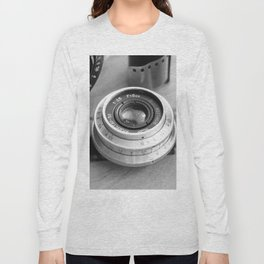 Accessories from old film cameras. Long Sleeve T-shirt