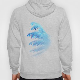 Blue wings Hoody