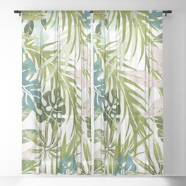 Veronica || Sheer Curtain