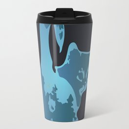 Cat Blues Travel Mug
