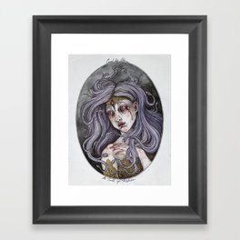 the Birth of Medusa Framed Art Print