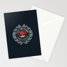 Trainers in Training Stationery Cards