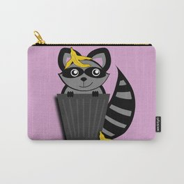 Trash Panda Raccoon Carry-All Pouch