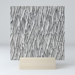 Moonlight forest Mini Art Print