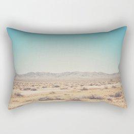 in the distance ... Rectangular Pillow