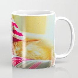 Kitty Christmas Coffee Mug