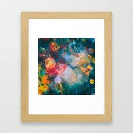 CUDA Framed Art Print
