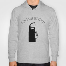 Don't Beer the Reaper Large Hoody
