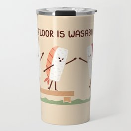 Wasabi Travel Mug