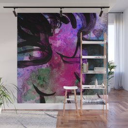 Breath Of The Goddess1D by Kathy Morton Stanion Wall Mural