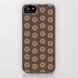Wacky Hexies iPhone Case