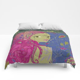 Faerie Forest Comforters