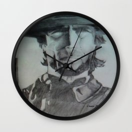 The Outlaw Wall Clock