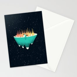 The Place Sound Grows Stationery Cards