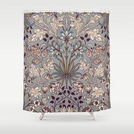 William Morris Hyacinth Shower Curtain