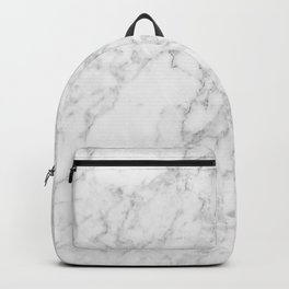 White Marble Edition 2 Backpack