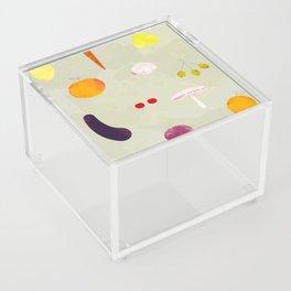 Fruit Medley Acrylic Box
