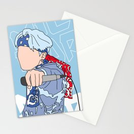 MIC DROP SUGA Stationery Cards
