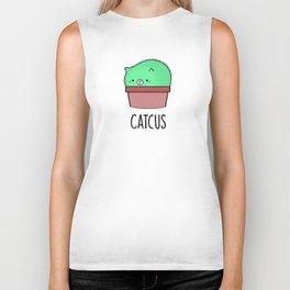 Catcus Biker Tank