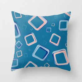 Shapes #02 Throw Pillow