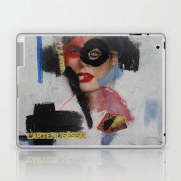 l'arte il sesso e dio Laptop & iPad Skin