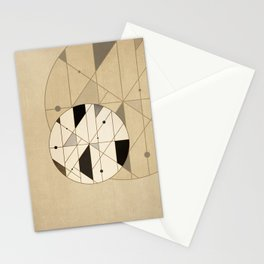 Irregular Sequence Stationery Cards