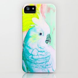 Cockatoo Memory iPhone Case