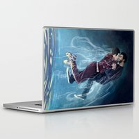 underwater Laptop & iPad Skins featuring Underwater by MGNemesi