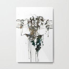 Bipolar Metal Print